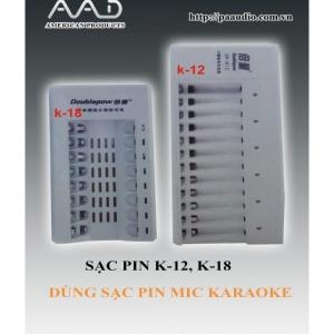 SẠC PIN K-08 -K-12