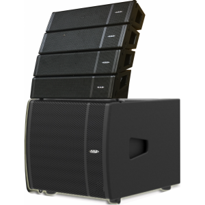 LOA LINE ARRAY KARAOKE AR16-2S