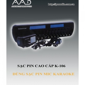 SẠC PIN K-106