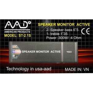 SPEAKER CENTER AAD-ST-2.1S
